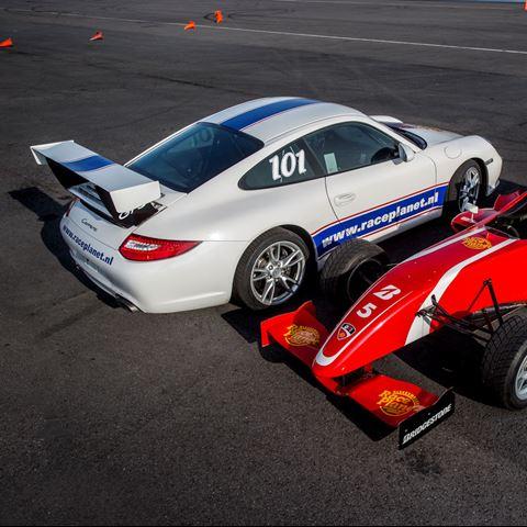 Racewagen circuit